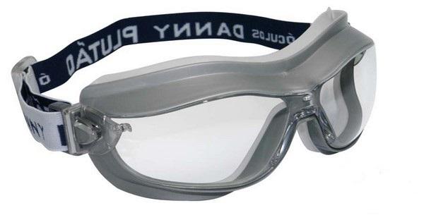 619173338527f Óculos Plutão Incolor Amplavisão Com Ca