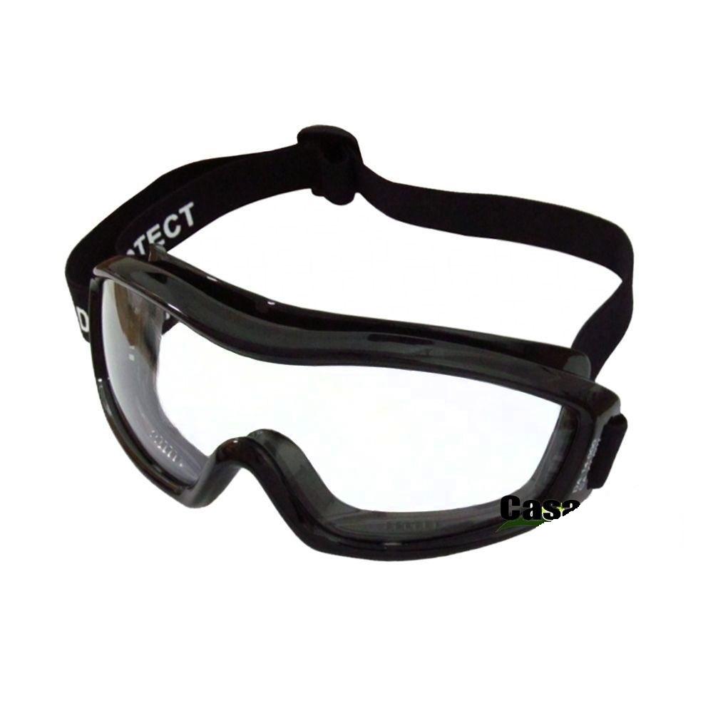 Óculos D Protect Incolor Amplavisão Com Ca