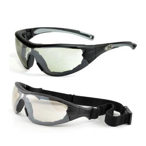 Óculos Delta Militar Espelhado Com Ca Teste Balístico