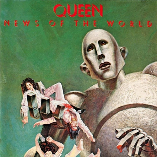 Lp Queen News Of The World