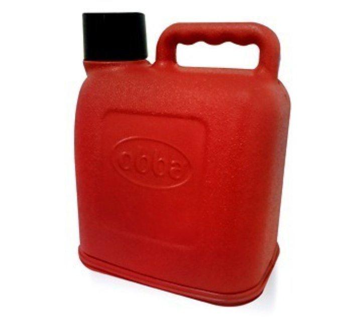 Garrafa Térmica Obba Ice 5 Litros Vermelha