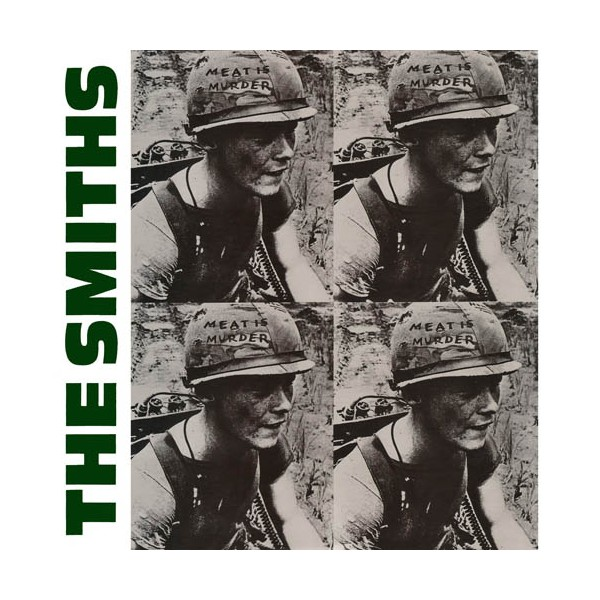 Lp The Smiths Meat Is Murder 180gr