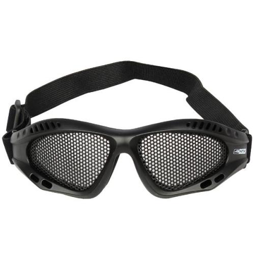 Óculos de Proteção Airsoft Kobra Preto Nautika