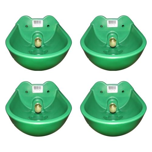 Bebedouro Automático Concha Para Suinos 4 Unidades