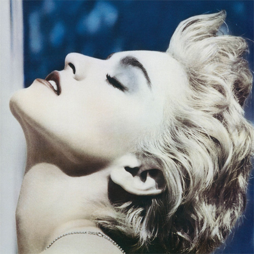 LP Madonna True Blue 180gr