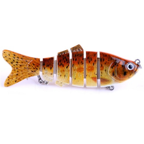 Isca Artificial Articulada 10cm 15gr Mod 169002711