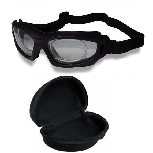Óculos Tech Para Futebol Basquete e Esportes + Case