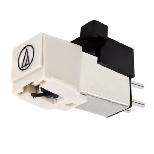 Agulha Vitrola Toca Discos Audio-Technica ATN3600L Com Capsula