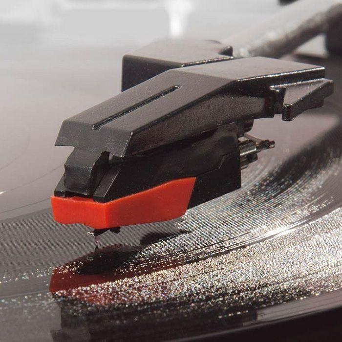 Agulha Vitrola Toca Discos Crosley Classic SJN 68 Ion CZ800 Com Capsula