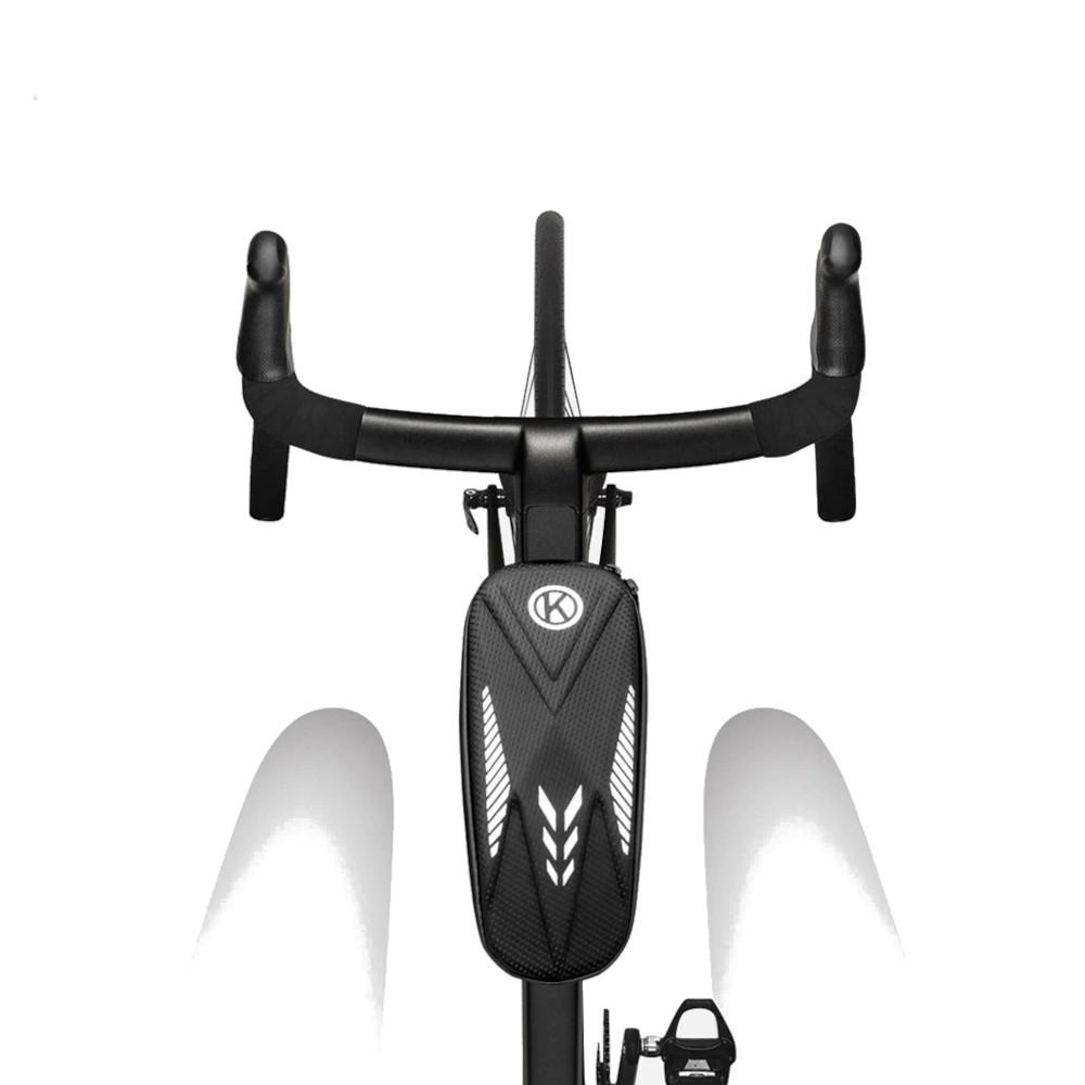 Bolsa Para Quadro Bike Impermeável Porta Objetos Celular  - Casafaz