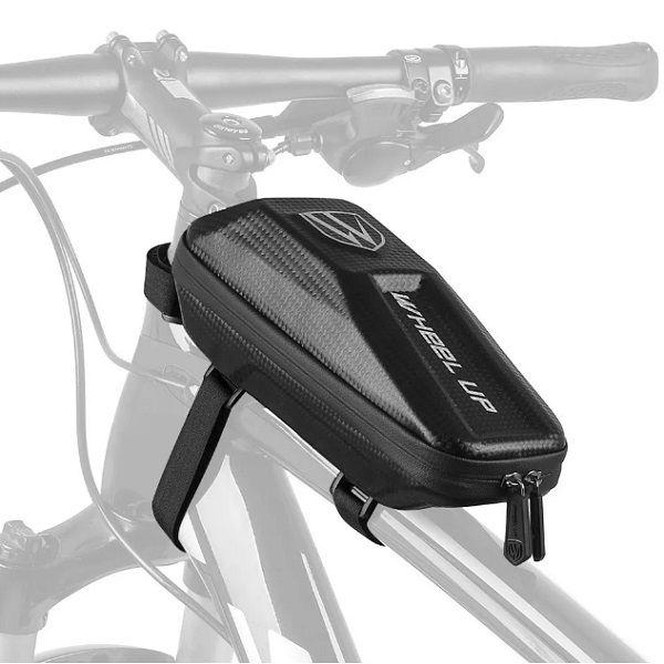 Bolsa Para Quadro Bike Porta Celular Objetos Impermeável Wheel Up