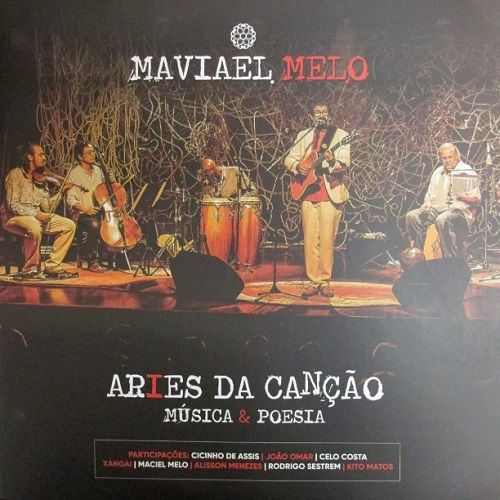 Box Lp Cd Dvd + Livro Maviael Melo Part Xangai Maciel Melo