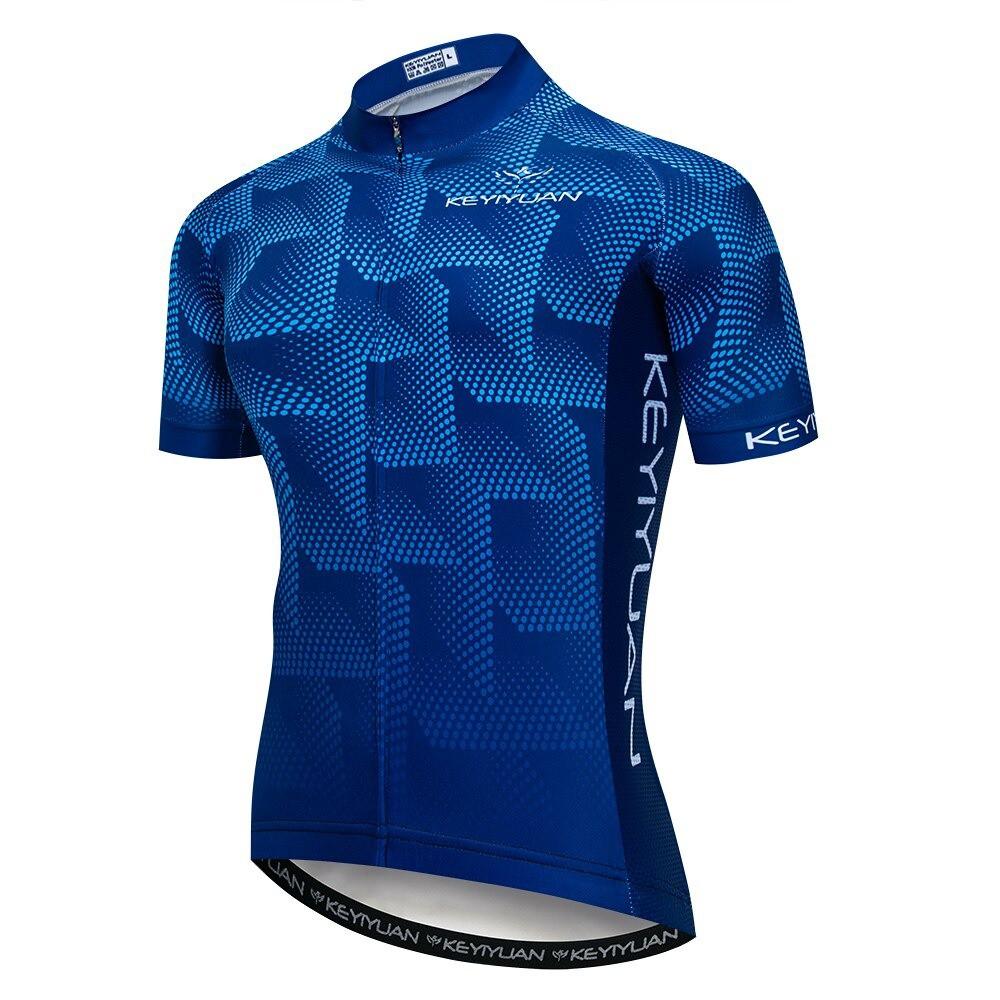 Camisa Ciclismo Bike Mtb Masculina Roupa Key
