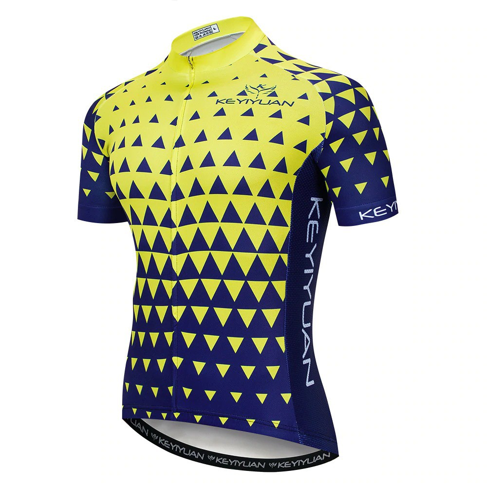 Camisa Ciclismo Bike Mtb Masculina Roupa Key  - Casafaz