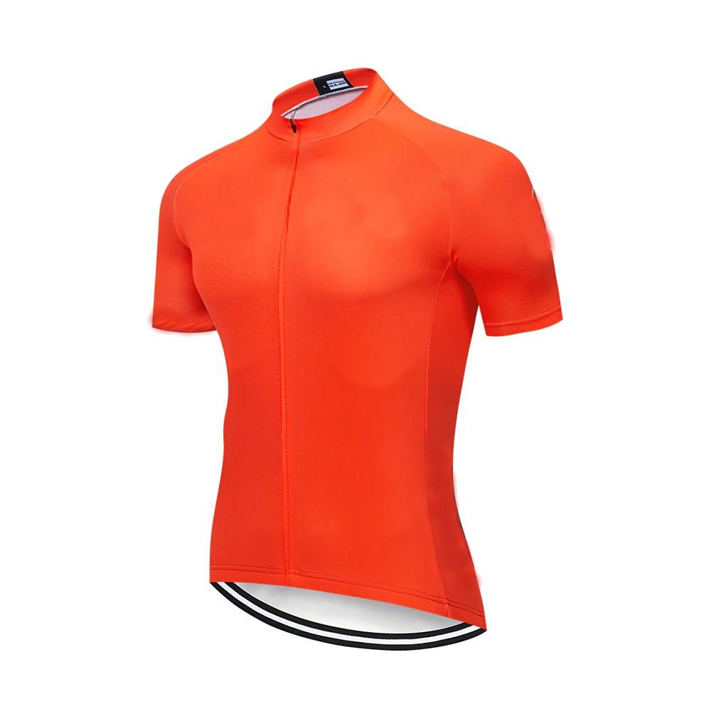 Camisa Ciclismo Bike Mtb Vermelha Key