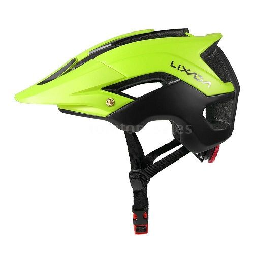 Capacete Ciclismo MTB Road Bike Mold Lixada Yellow/Black 56 a 62cm  - Casafaz