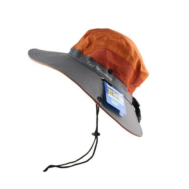 Chapéu De Praia Camoland Proteção UV UPF50+