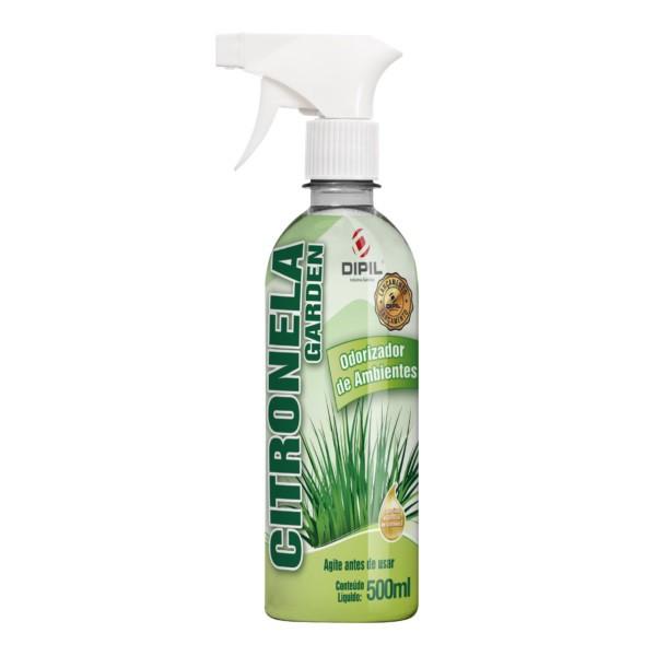 Citronela Garden Odorizador de Ambientes Spray Dipil 500ml