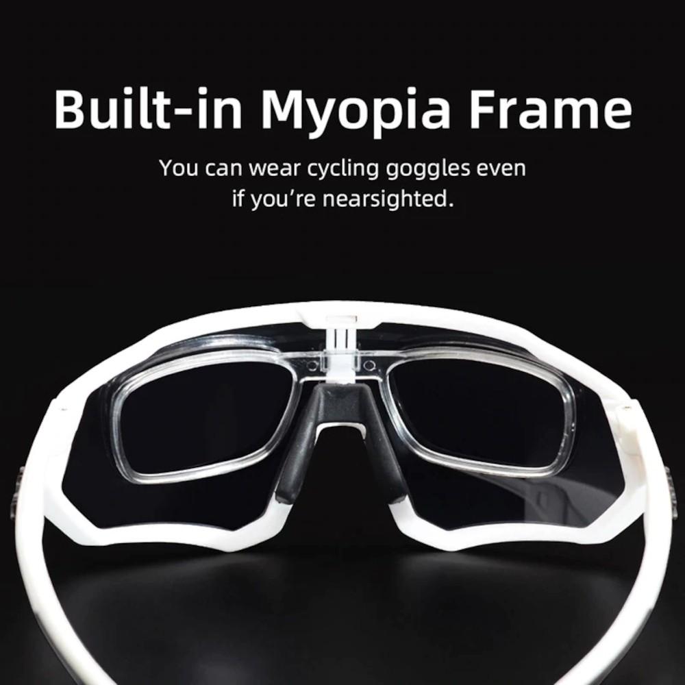 Clip Para Óculos De Ciclismo