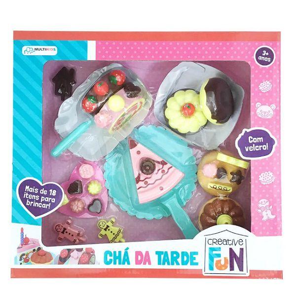 Creative Fun Chá da Tarde Multikids - BR642