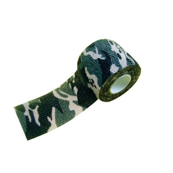 Fita Adesiva Para Armas Tática Airsoft Paintball Camo Tape Nautika