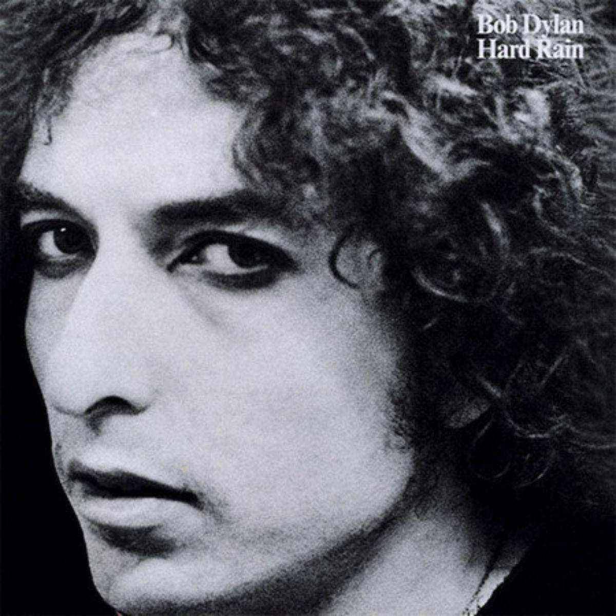 Lp Bob Dylan Hard Rain Novo Lacrado