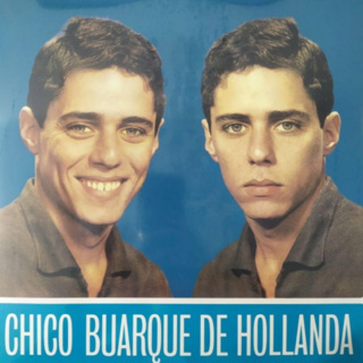 Lp Chico Buarque De Hollanda 1966 Novo Lacrado