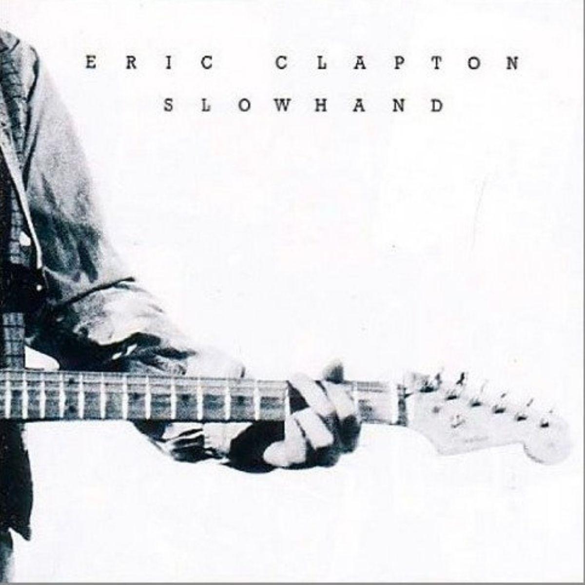 Lp Eric Clapton Slowhand