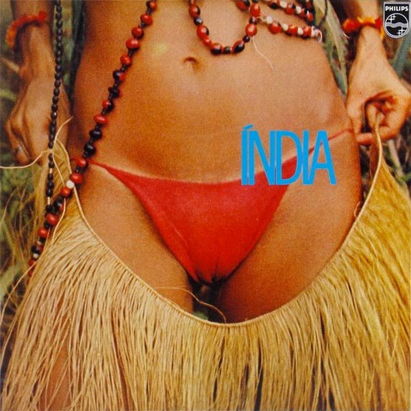 Lp Gal Costa India 1973