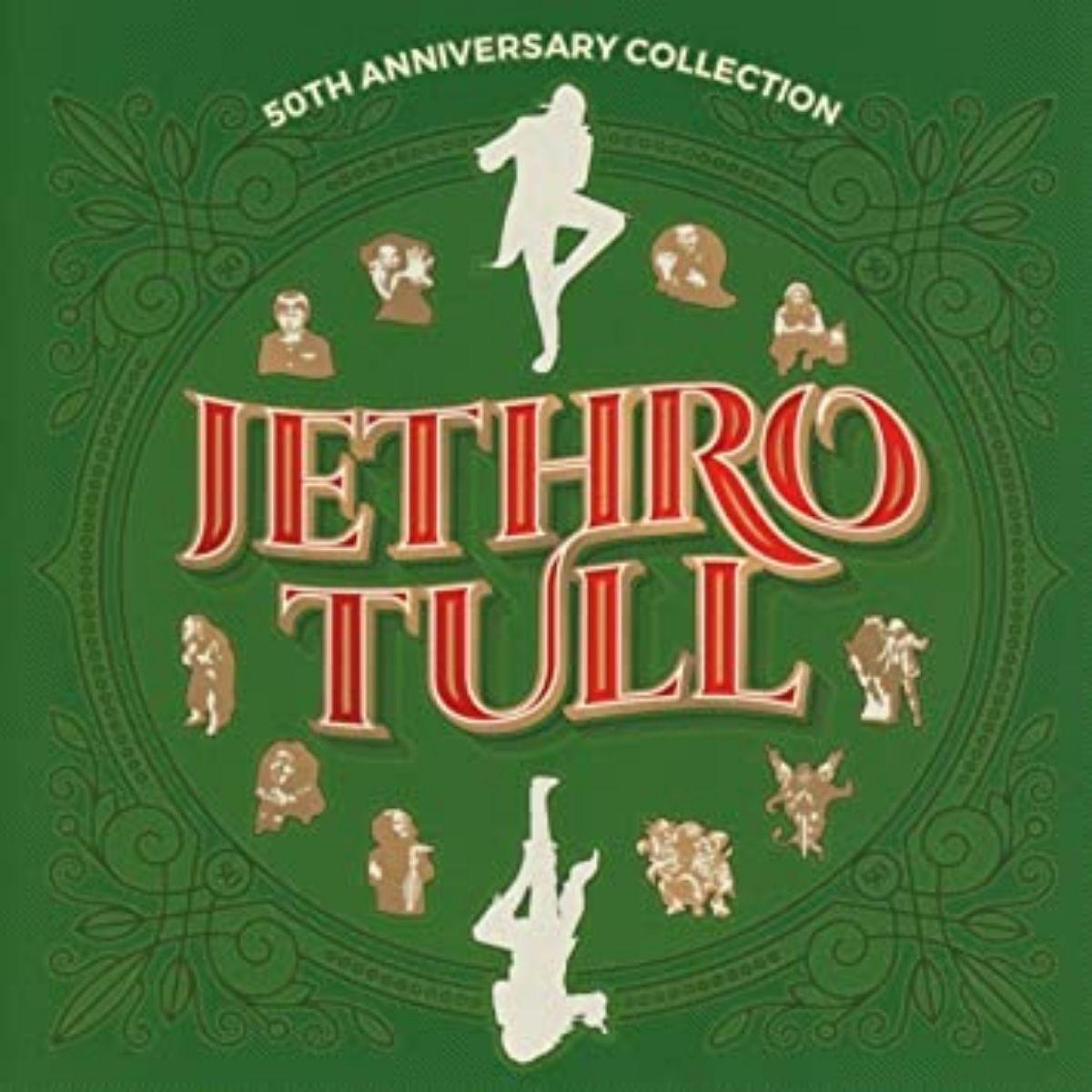 Lp Jethro Tull 50th Anniversary 2018 Lacrado