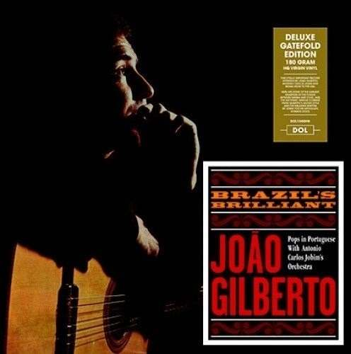 Lp João Gilberto Brazil's Brilliant Com Tom Jobim 180g