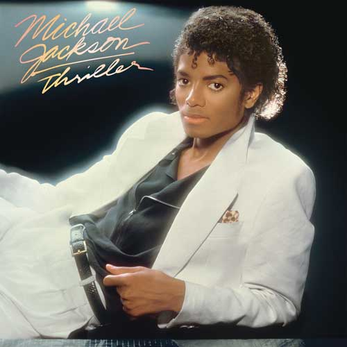Lp Michael Jackson Thriller Ed 2015
