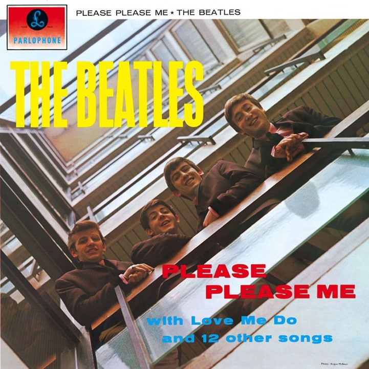 LP The Beatles Please Please Me 180g