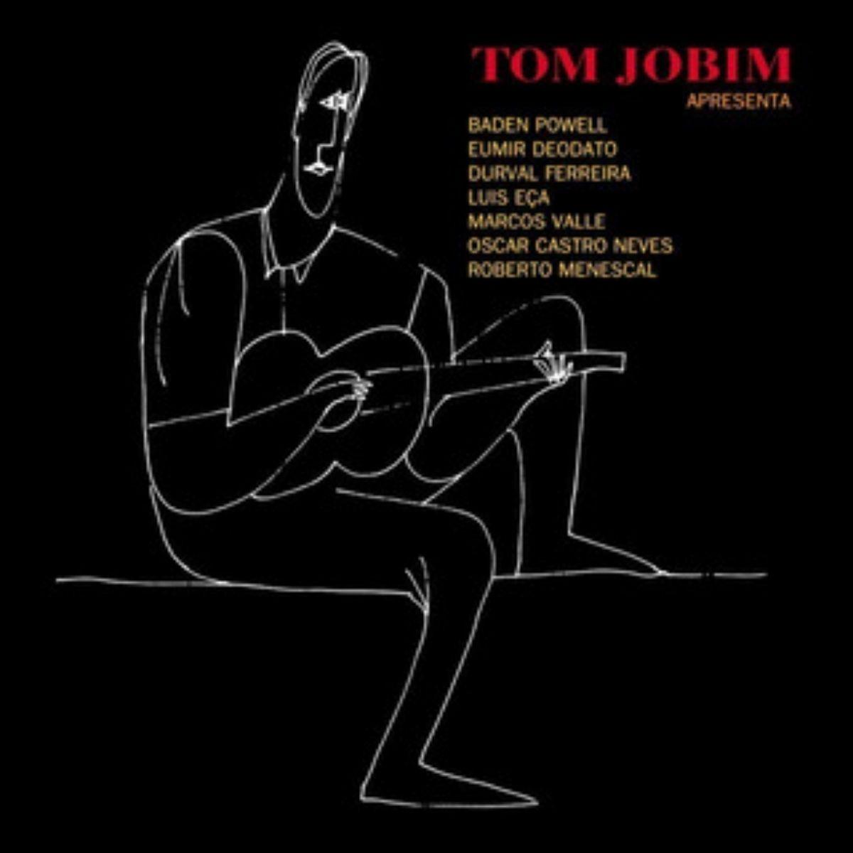 Lp Tom Jobim Apresenta Novo Lacrado Long Play 45 R.p.m