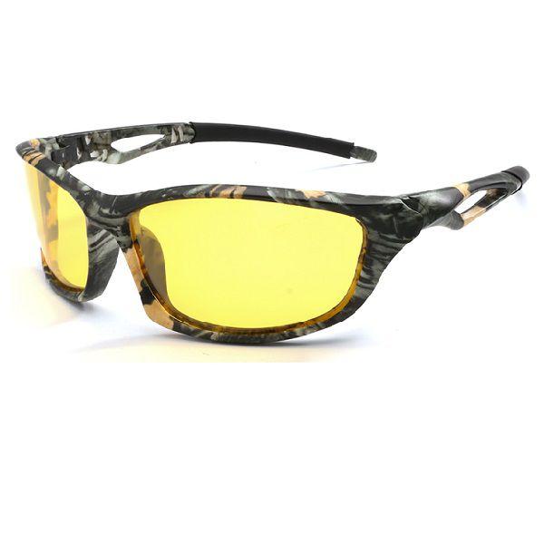 Óculos Ciclismo Bike MTB WarBLade Esportes Polarizado Uv400 + Case  - Casafaz