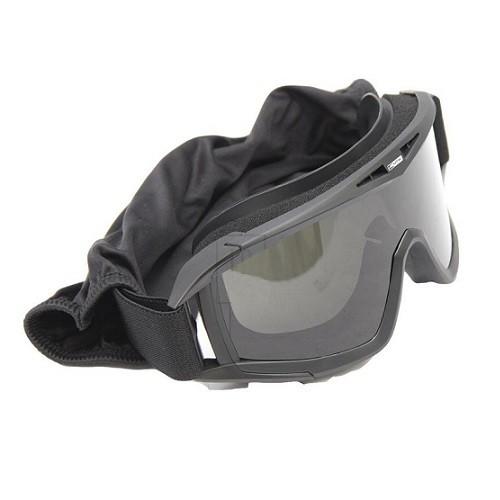 Óculos Tático de Proteção Airsoft Multi 3 Lentes Nautika
