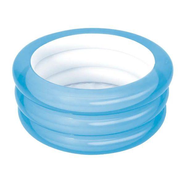 Piscina Banheira Inflável 80 Litros Azul Mor