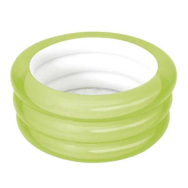 Piscina Banheira Inflável 80 Litros Verde Mor
