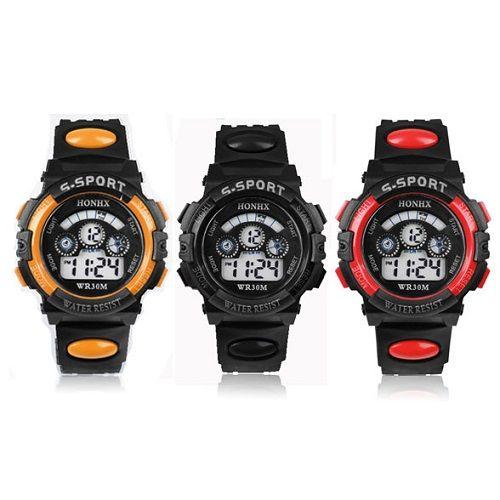 Relógio Esportivo Digital Honhx Cores