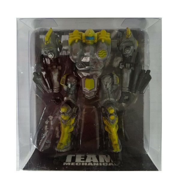 Robôs Team Mechanical Multikids - BR1071
