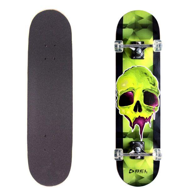Skate Skateboard Semi Profissional Bel Sports