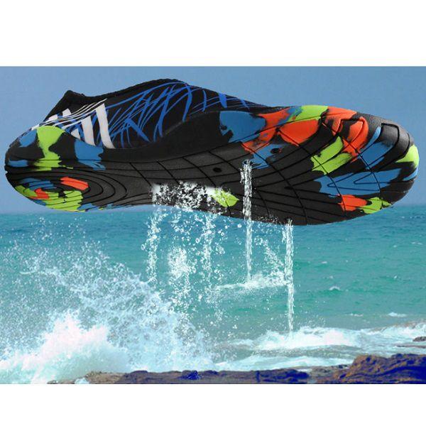 Tênis Sapatilha Multiesportiva Neoprene Barcos Praia Jet Ski Branco YM-1  - Casafaz