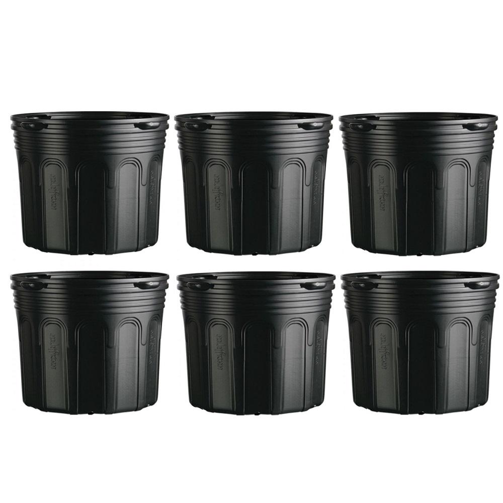 Vaso Embalagem Para Mudas Com Alça 50 Litros Nutriplan 06 Unidades
