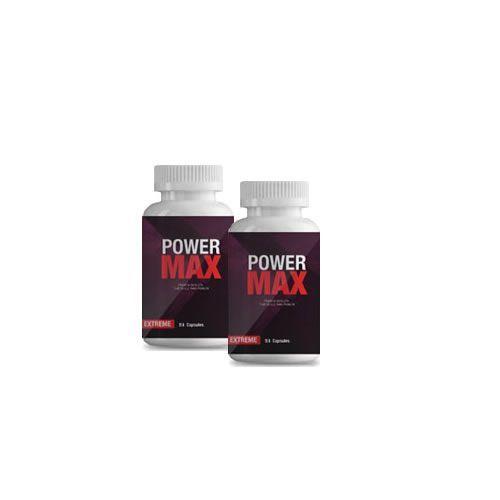 Power Max - Promoção 2 Unidades