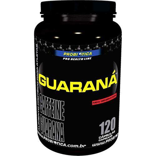 Guaraná - 120 Cápsulas - Probiótica