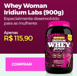 Whey Woman Iridium Labs