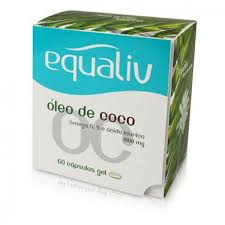 �leo de Coco - 60 C�psulas - Equaliv