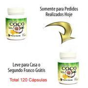 Óleo de Coco - Promoção 2 Unidades - Terra Verde