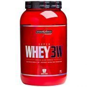 Super Whey 3W - 907g - IntegralMedica