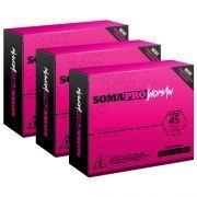 SomaPro Woman -  Promoção 3 Unidades